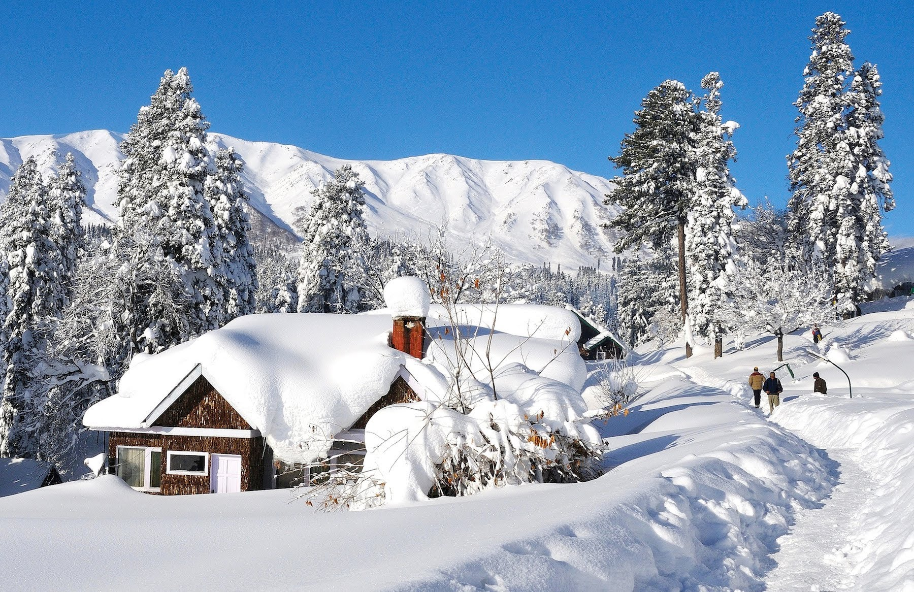 Top 5 Best Tourism destinations to See Snowfall during