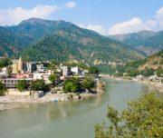 Rishikesh. Image