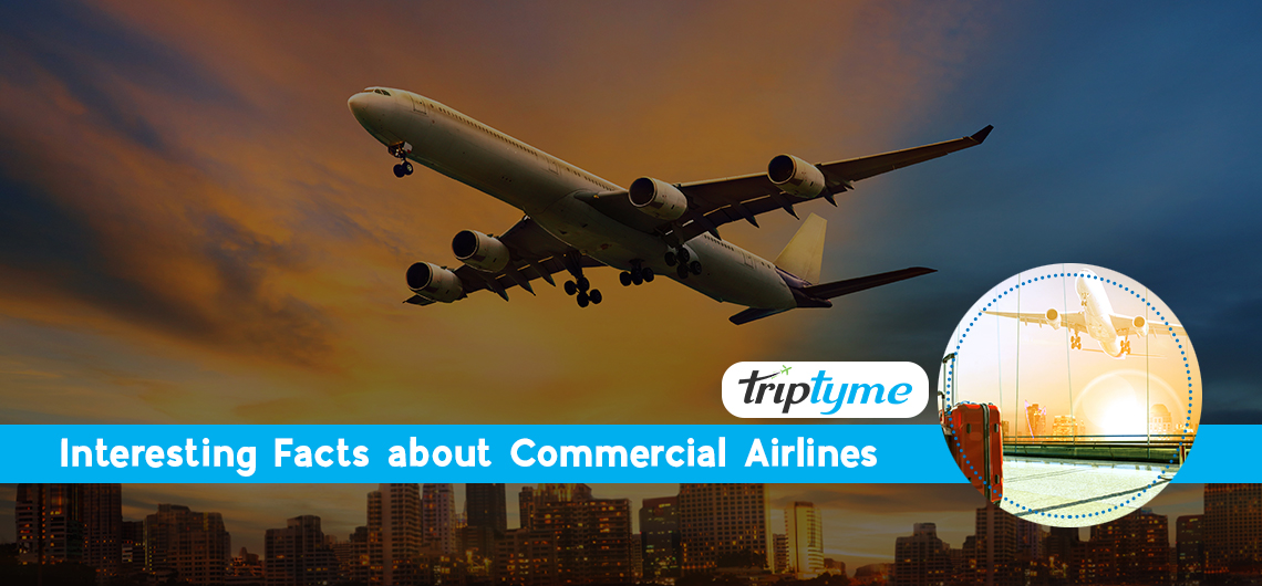 Domestic and International flights